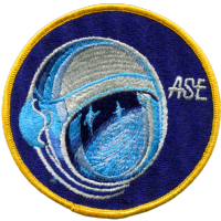Association of Space Explorers (ASE) Embroidered Patch